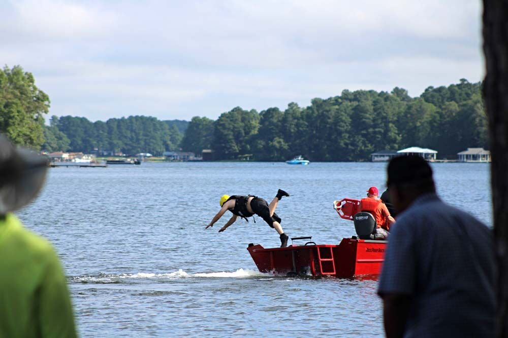 Rescue/Recovery Training