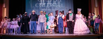 THE WIZARD OF OZ set to open at the Colonial Theater