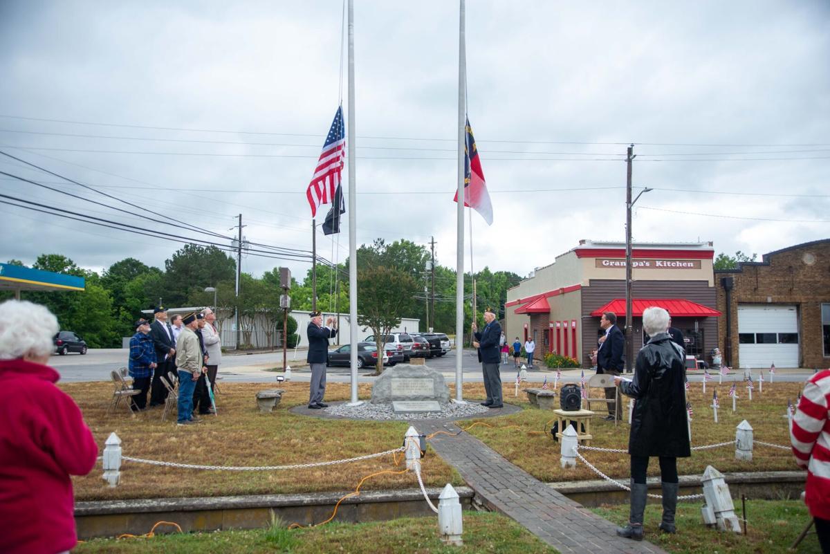 Memorial Day in Littleton