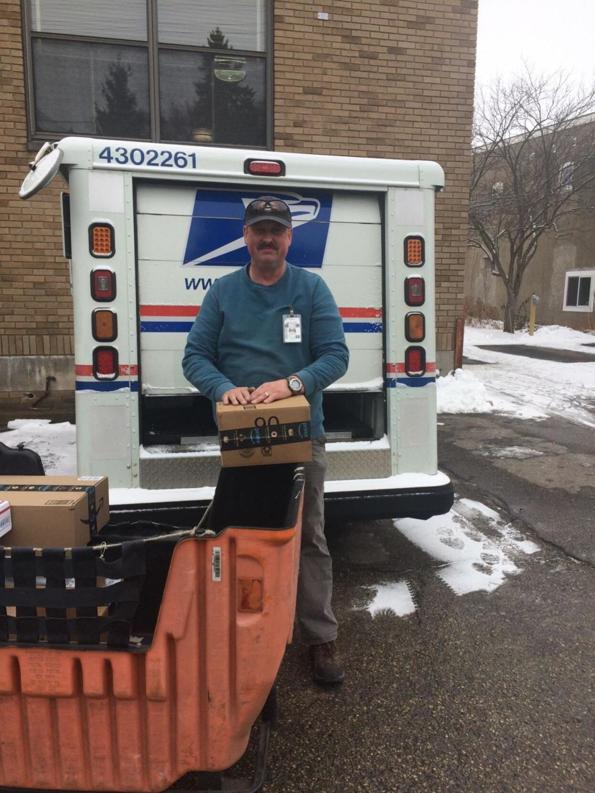 Walworth post office worker Pat Kelly