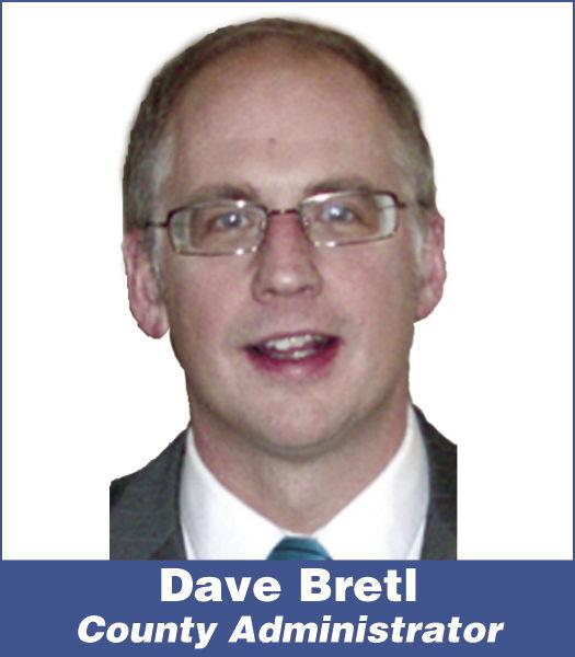 Dave Bretl column logo