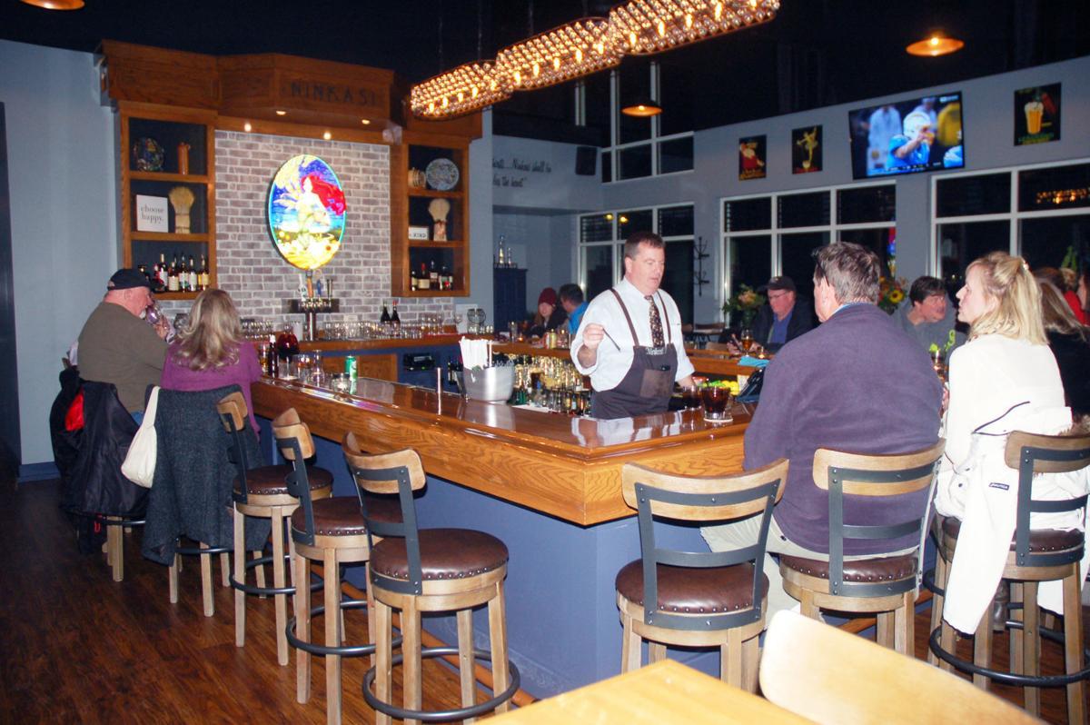 New tavern in Fontana