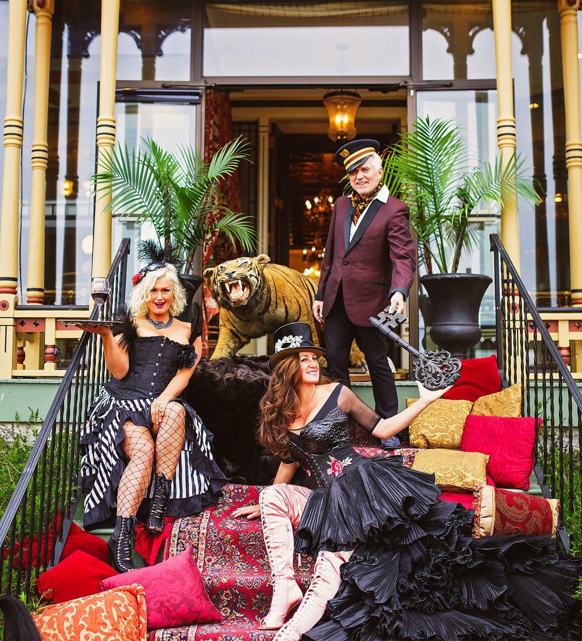 Masquerade Ball for Community Calendar