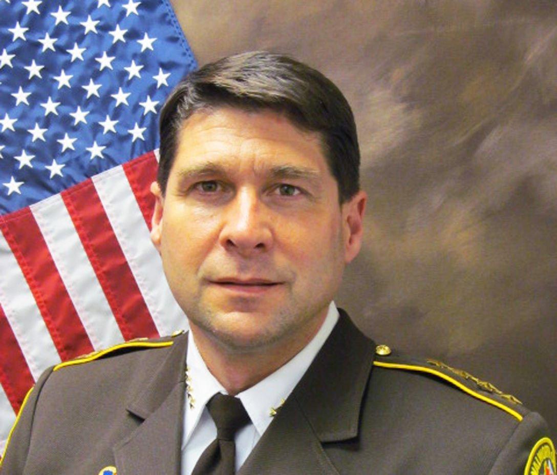 Walworth County Sheriff Kurt Picknell