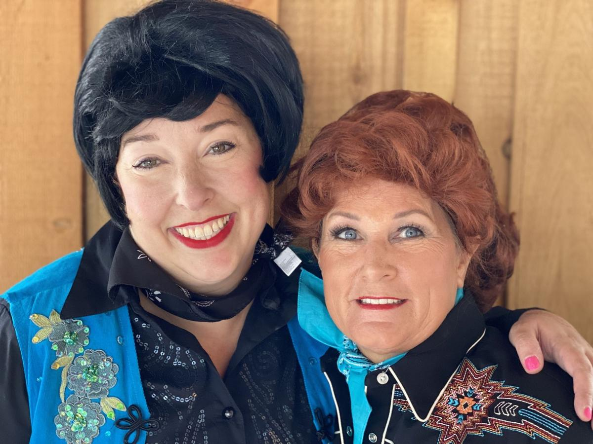 """Cast of """"Always...Patsy Cline"""""""