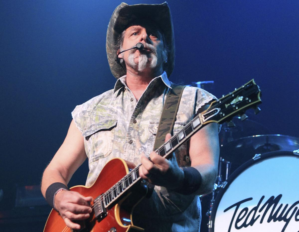People-Ted Nugent