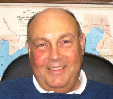 Fontana municipal judge David Jensen