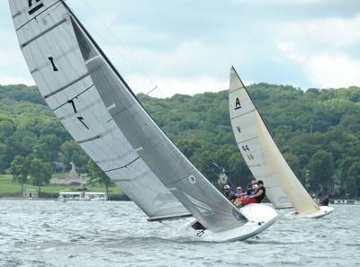 ILYA Regatta on Geneva Lake
