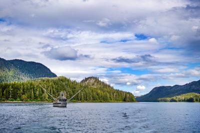 The wild life of Alaska's small-boat salmon fishers