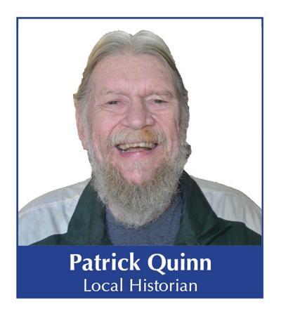 Patrick Quinn new column mug