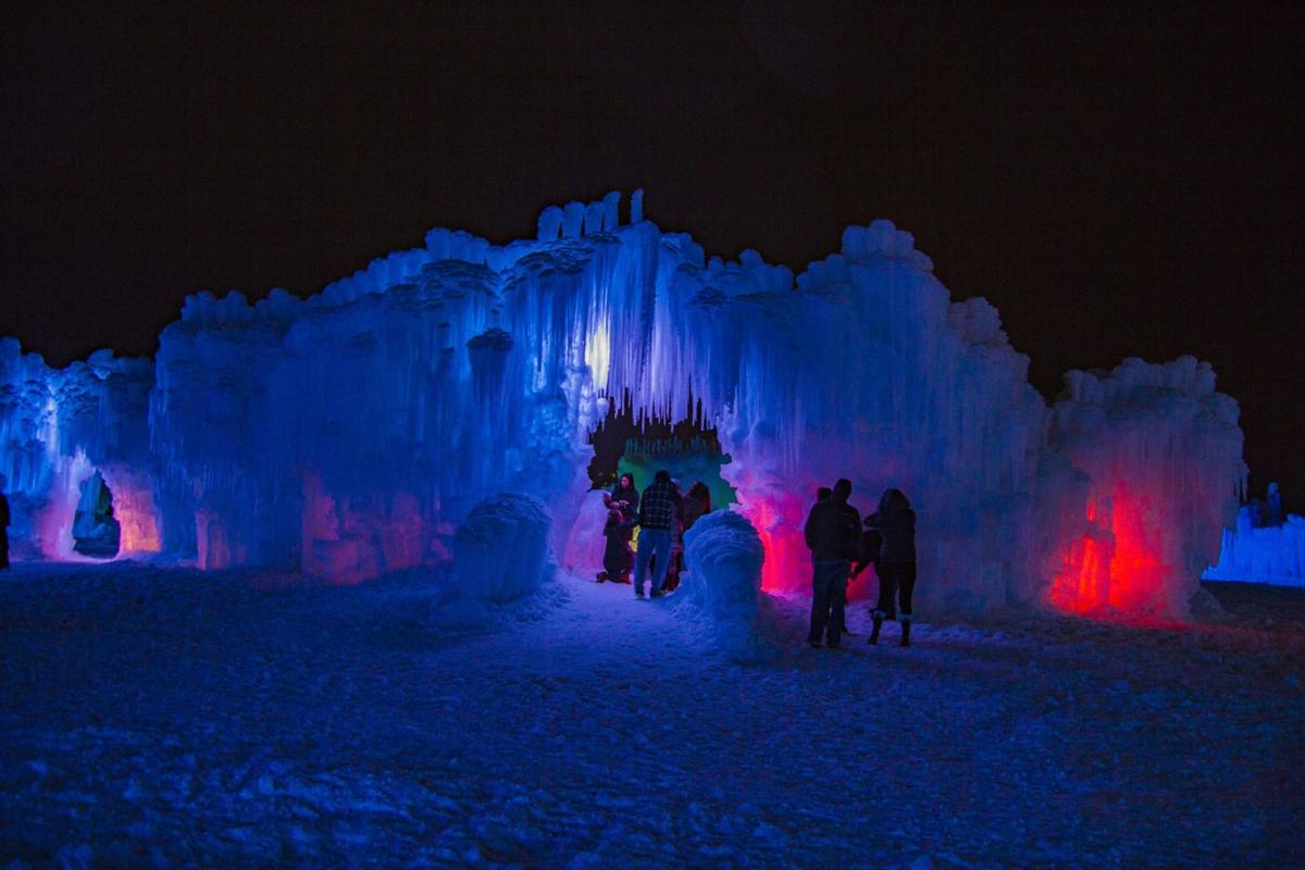 Ice castle attraction could be under construction by ...