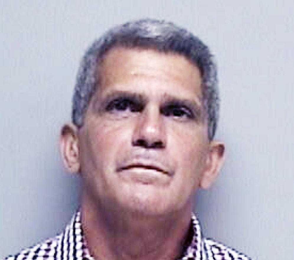 Joe Tominaro police mugshot 2019