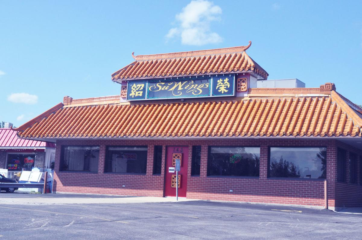 Su Wings Chinese Restaurant, 743 North St., has been listed for sale at $1.55 million