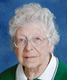 Doris Reinke teacher and church donor deceased