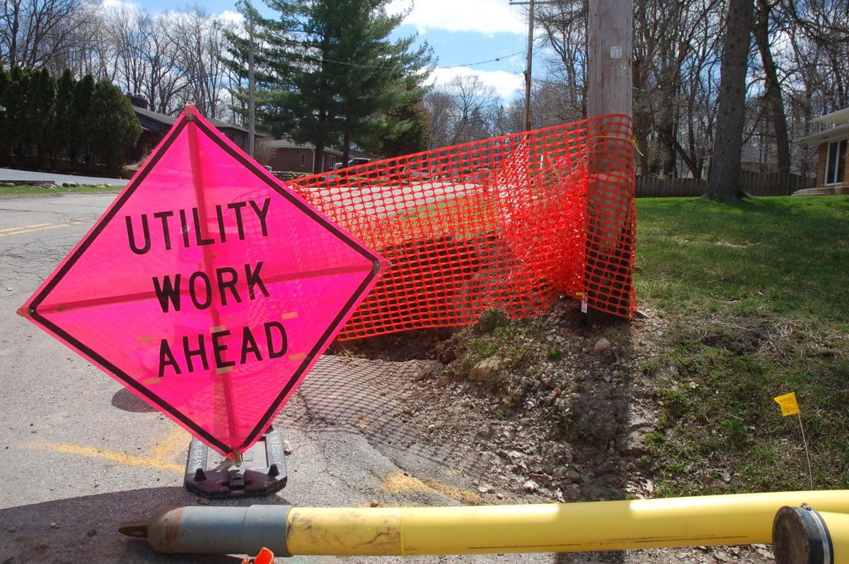 South Lake Shore Drive construction