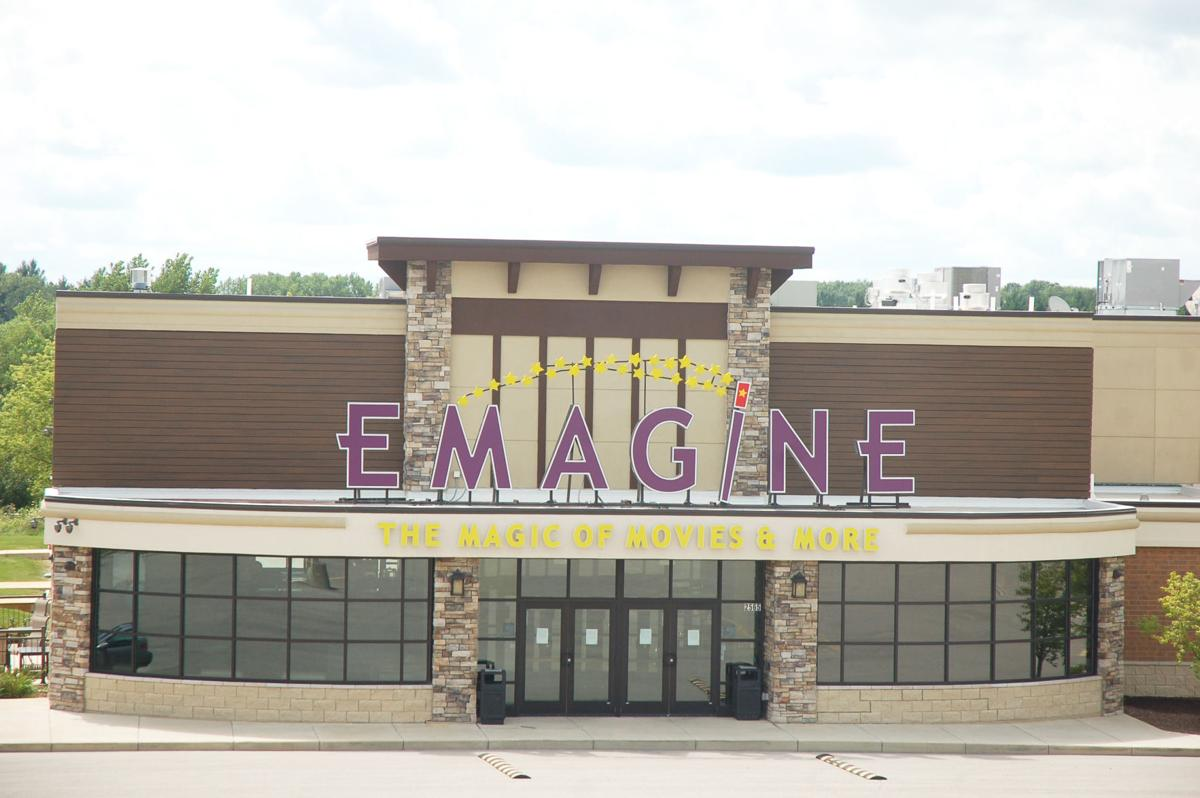 Emagine movie theater complex town of Lyons