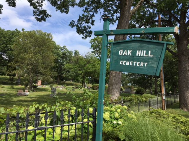 Oak Hill Cemetery Lake Geneva