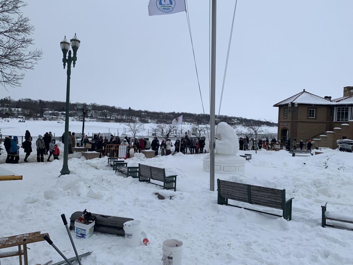 Busy Winterfest