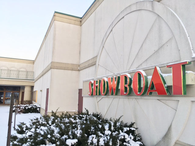 Showboat movie theater sold