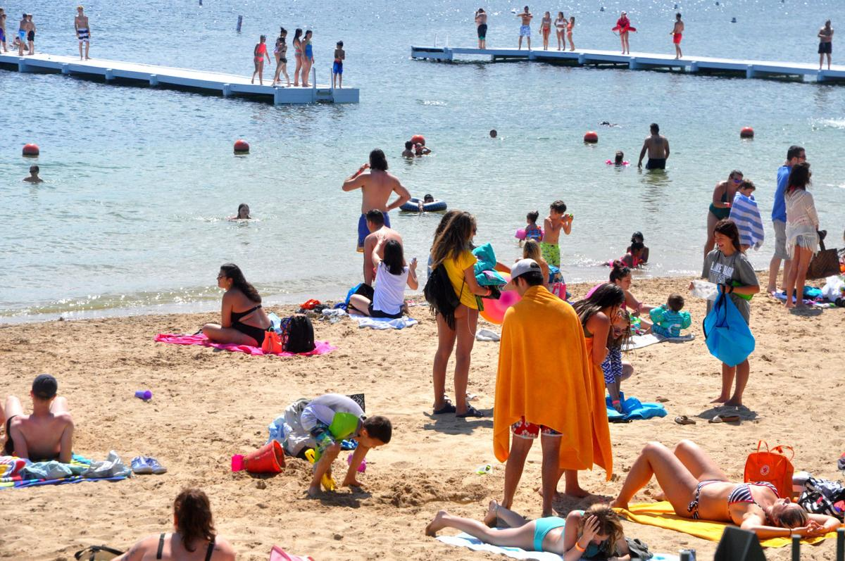 Lake Geneva officials have designated from 9 a.m. to 1 p.m., Wednesday as a time when