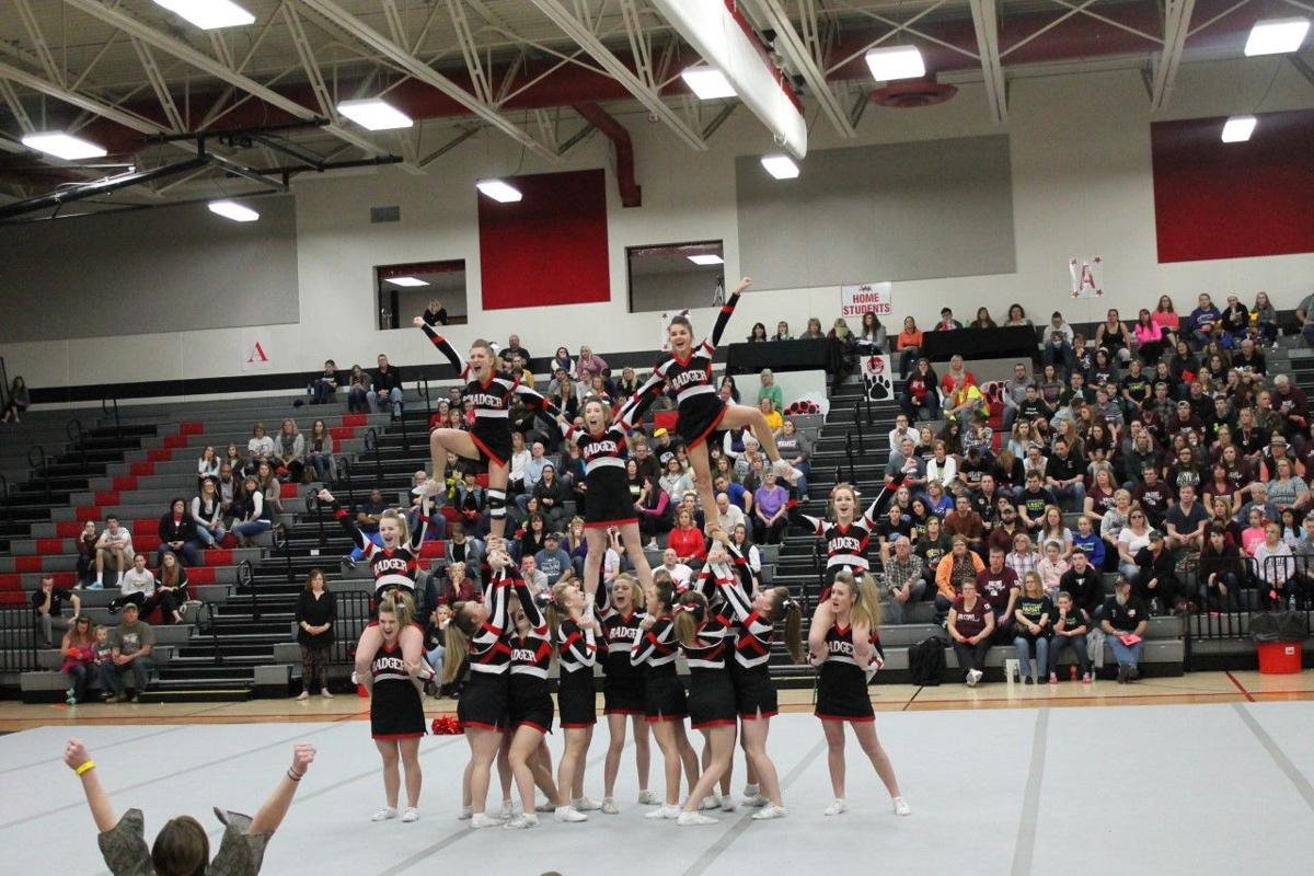 Badger Cheer 2