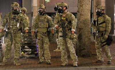 Riot police generic free stock image