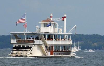 Lady of the Lake, Geneva Cruise Lines