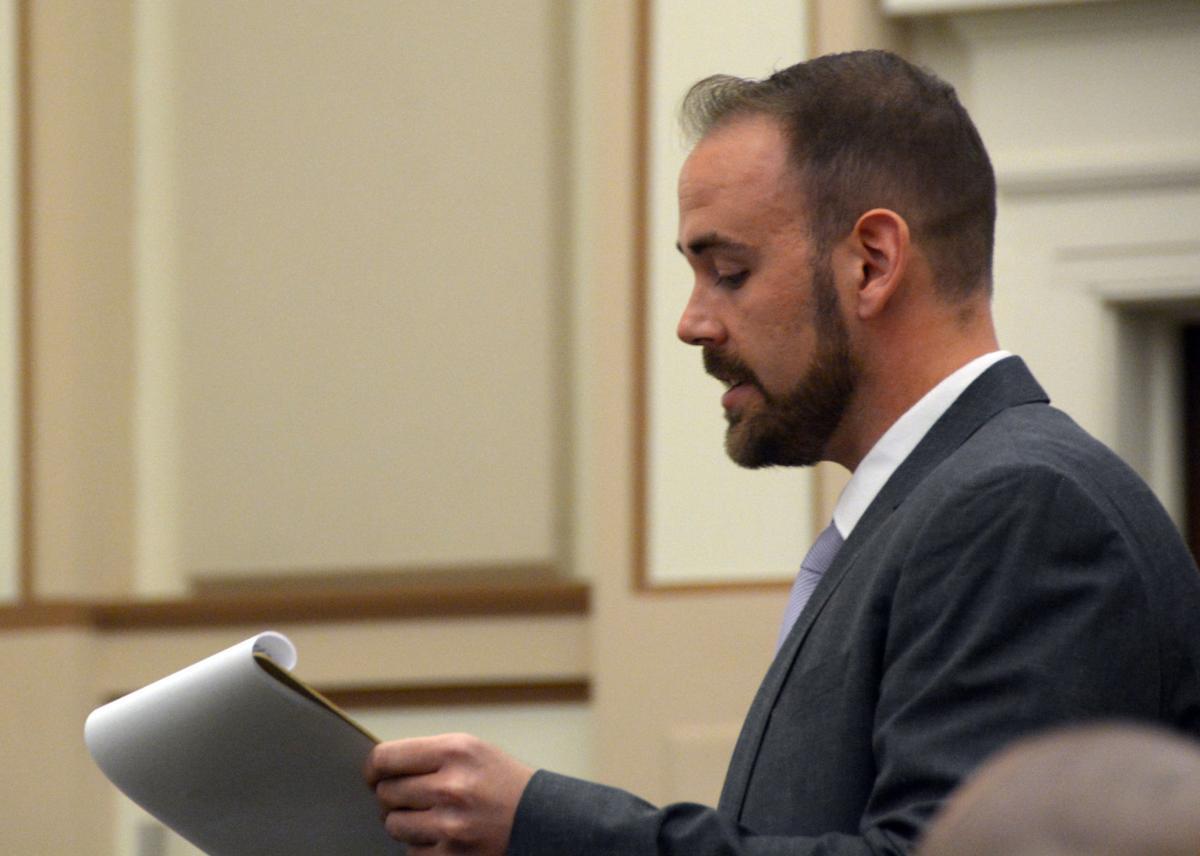 Sauk County Assistant District Attorney Rick Spoentgen