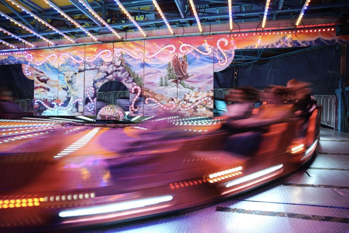Walworth County Fair ride