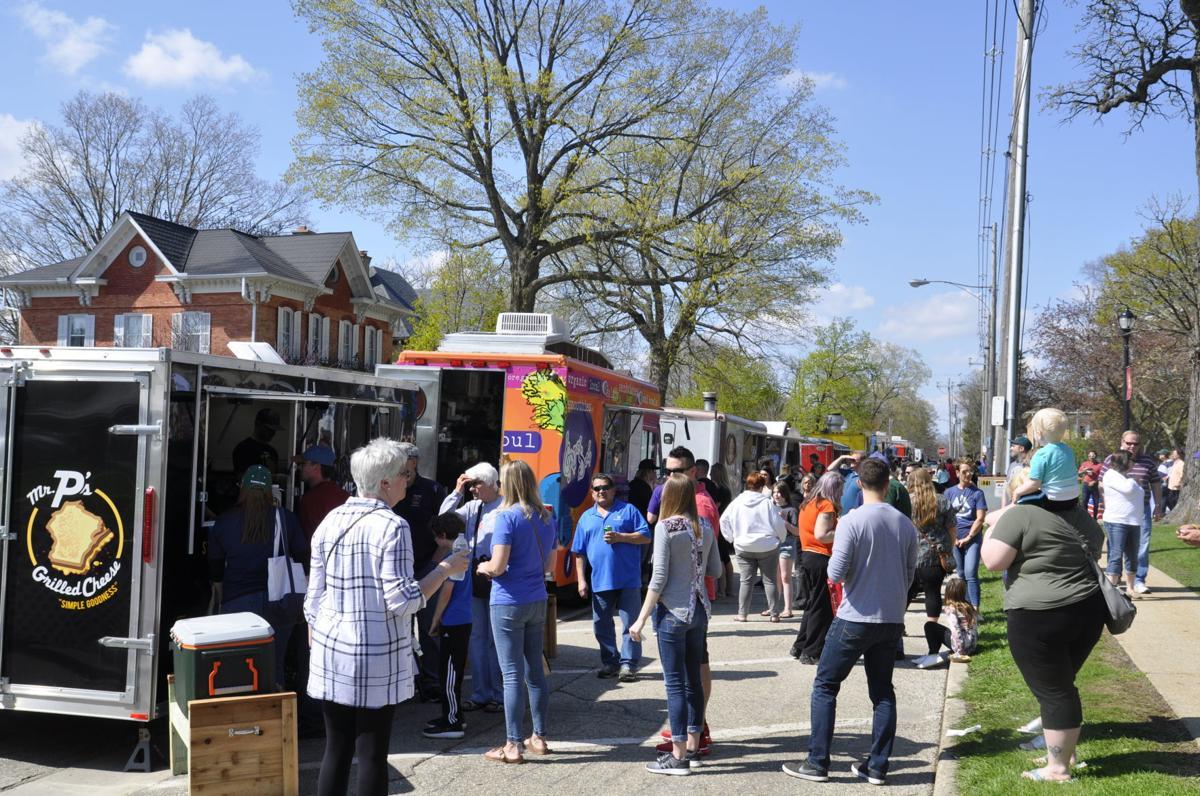 Elkhorn food truck festival 2019