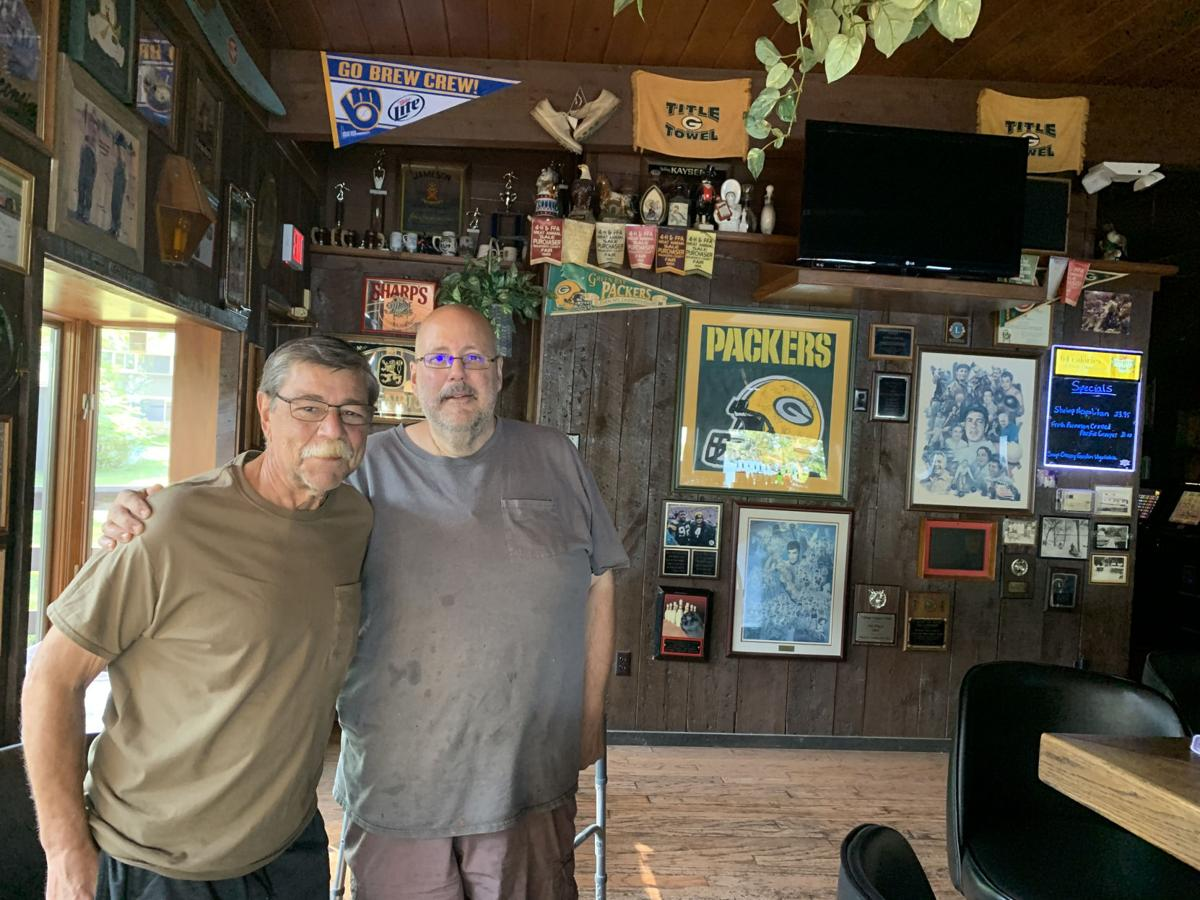 Dave and Chris Marsicano recently sold  the family business to new owners