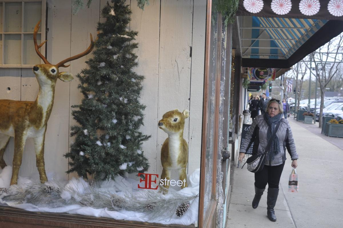 Downtown storefront window contest