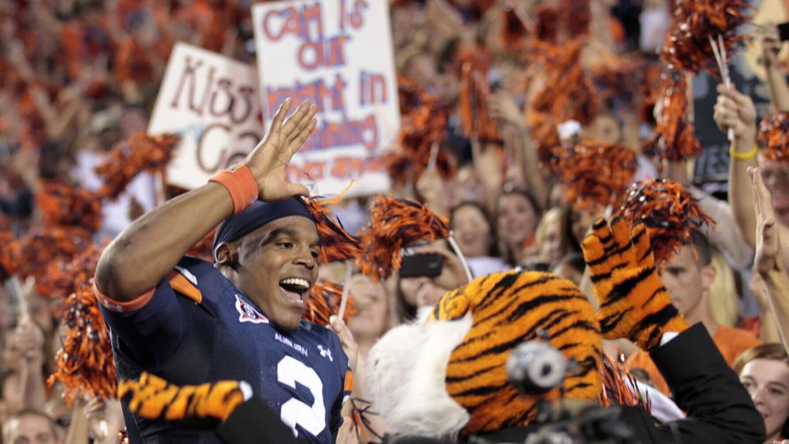 Today in sports history: Auburn's Cam Newton sets 2 ...