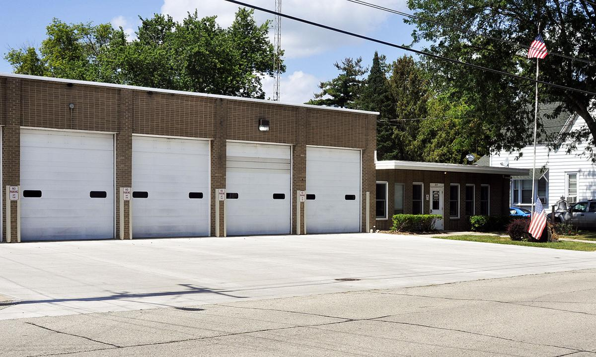 Walworth fire and EMS station