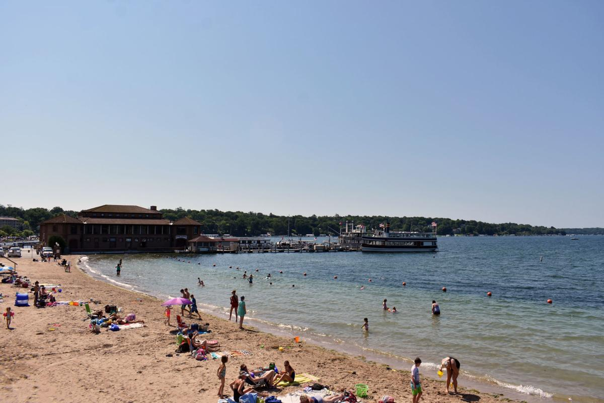 Geneva Lake Beach