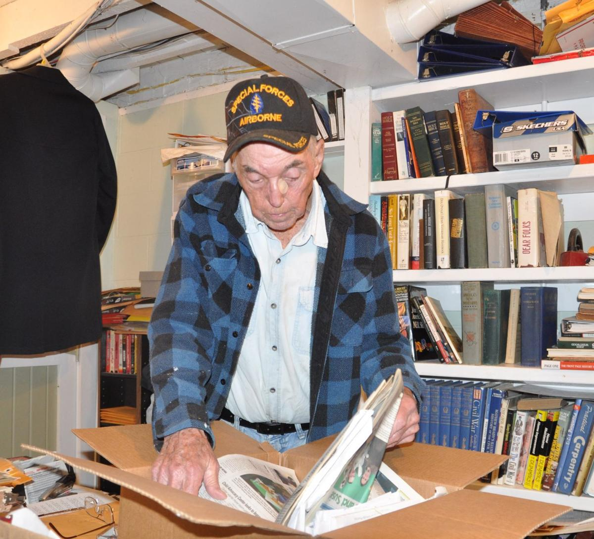 Local Historian Helps Wwii Hero Get Medal Of Honor Lake Area News