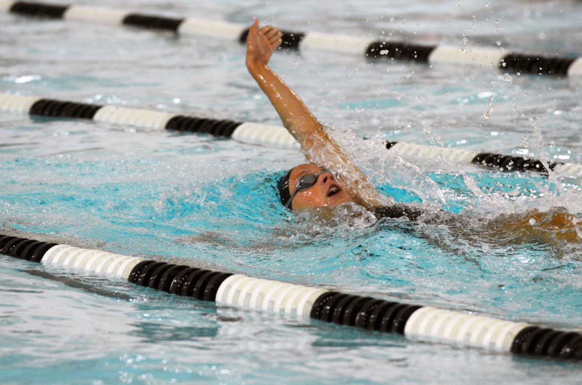 O'Brien swim