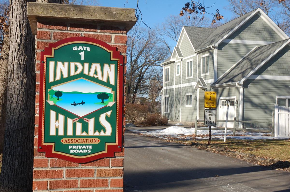 Indian Hills neighborhood