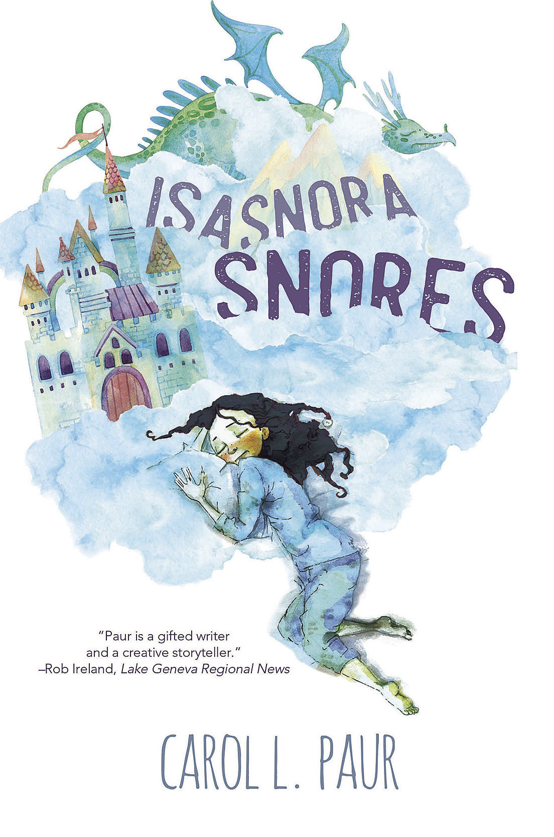 Isasnora Snores cover