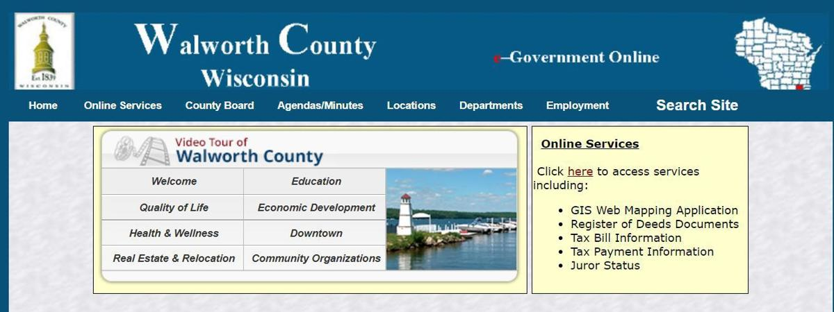 Walworth County website