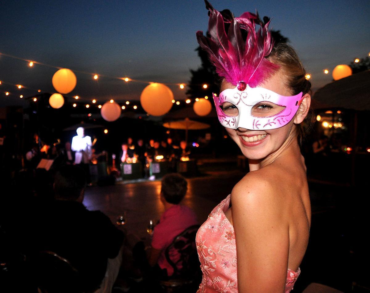 Baker House Masquerade 1