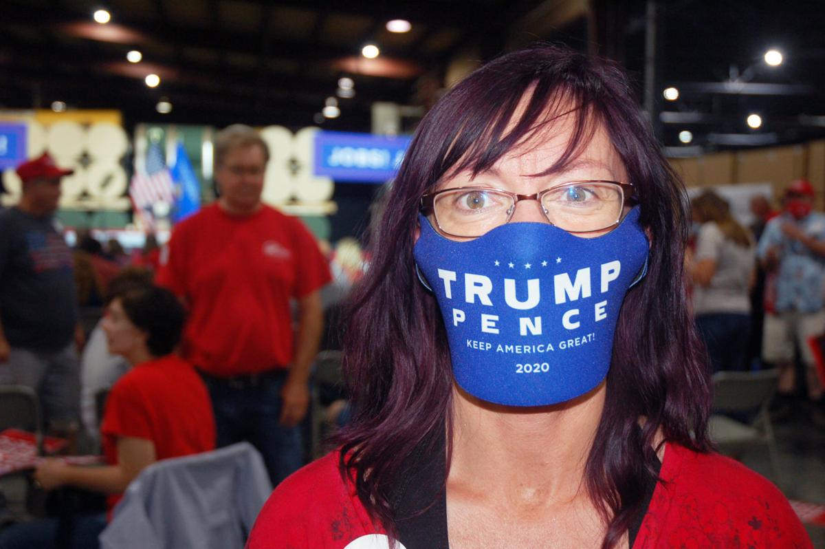 Trump supporter Heather Banks of Waterford