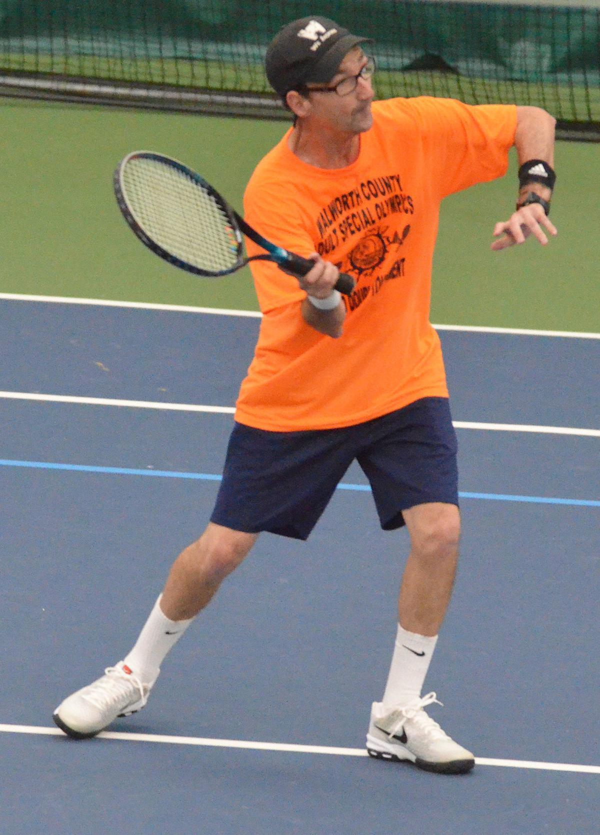 Michael Poll tennis