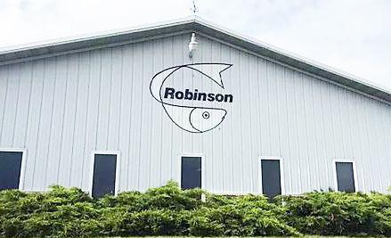 Robinson Wholesale building Genoa City