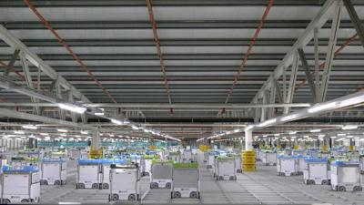 Kroger facility planned in Kenosha County