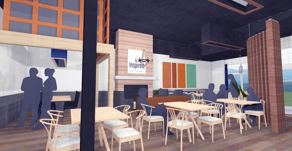 Representatives from Inspiration Ministries have released some renderings