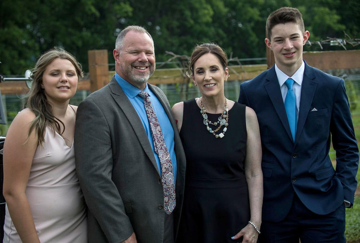 John Fleck family