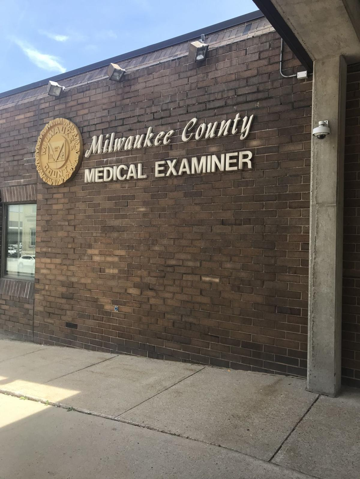Milwaukee County medical examiner's office