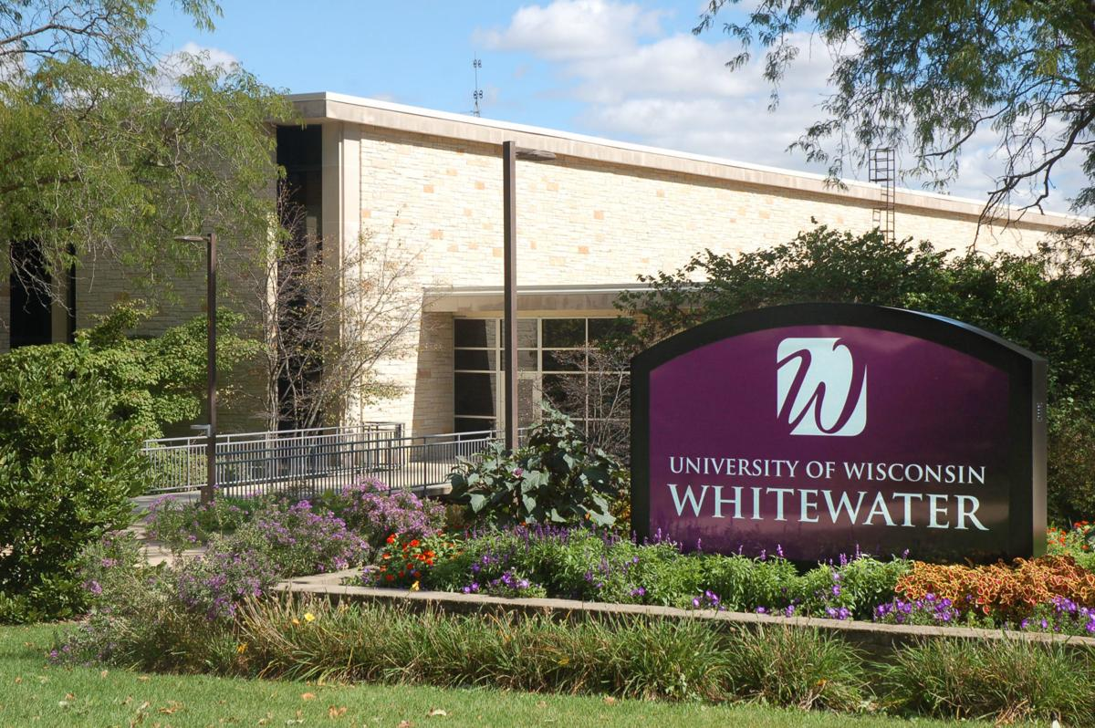 Whitwater sign and library