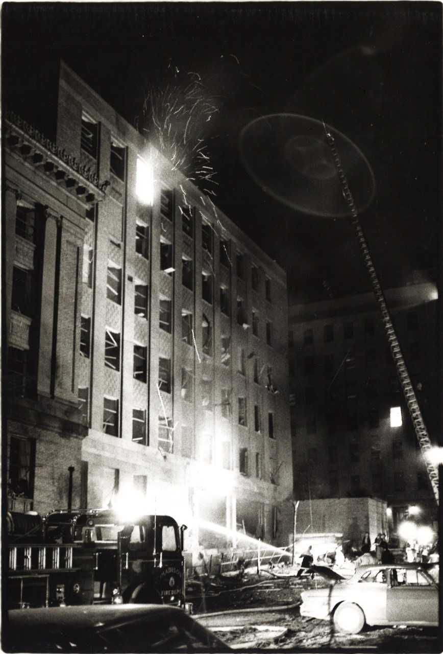 Sterling Hall bombing 1970 Madison